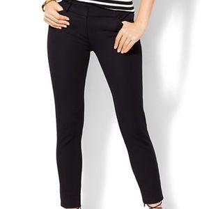 Black Audrey Ankle Pant